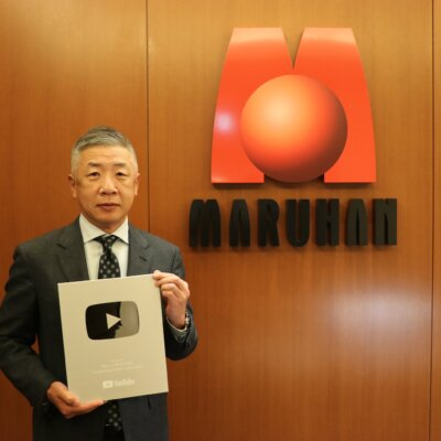 マルハン公式Youtubeチャンネル、10万人登録突破で「銀の盾」ゲット!