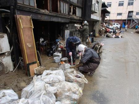2020年7月(熊本県) 令和2年7月豪雨 被災地ボランティア