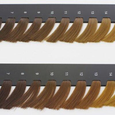 【疑問】パチ屋勤務、女性店員さんの髪の色はどの程度の明るさまでセーフなのでしょうか? 基準があれば知りたいです。