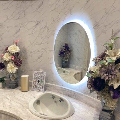 【アメニティ】パチ屋のトイレランキング1位、名古屋の京楽本店。