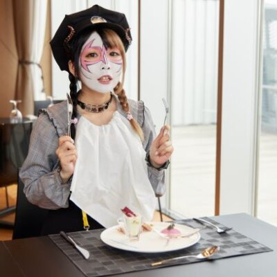 【地元凱旋】兎味ペロリナさん、所沢にある「EJアニメホテル」で実施中のコラボ宿泊プランを体感。